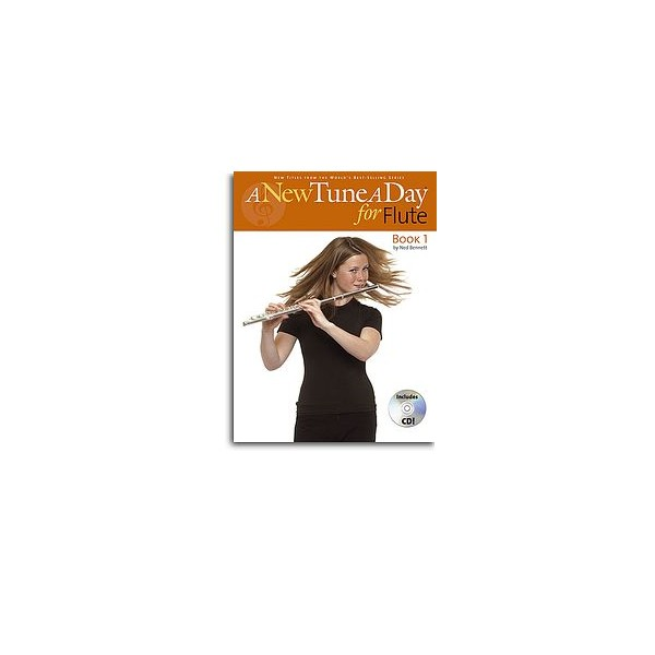 A New Tune a Day for Flute Book 1 + CD