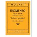 Mozart, W A - Zeffiretti lusinghieri