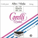 Corelli Crystal Medium Viola Strings