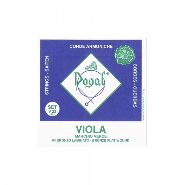 Dogal Medium Viola Strings