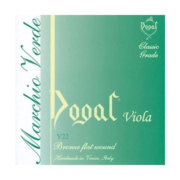 Dogal Green Label Viola Strings
