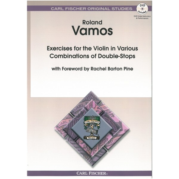 Vamos, Roland - Exercises for the Violin...