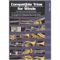Compatible Trios for Winds