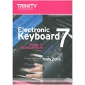 Trinity Electronic Keyboard Grade Seven