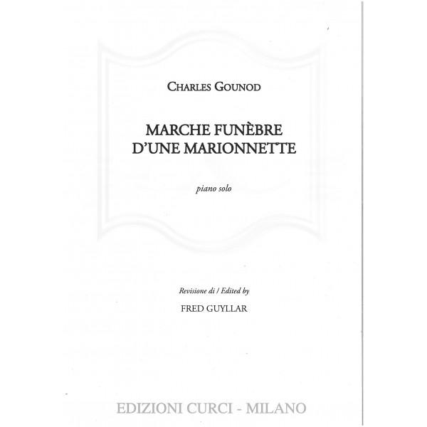 Gounod, Charles Marche Funebre d'une Marionnette