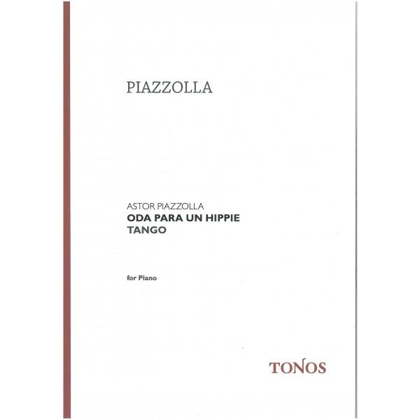 Piazzolla, Astor - Oda para un hippie