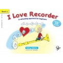 I Love Recorder (Book One)