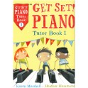 Get Set Piano, Tutor Book One