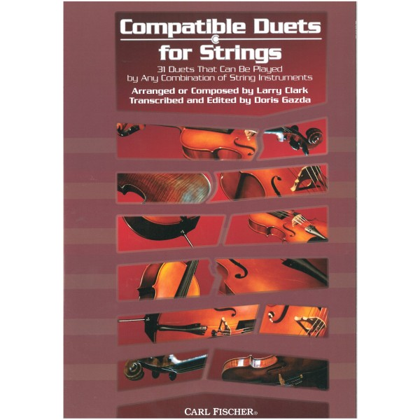 Compatible Duets for Strings