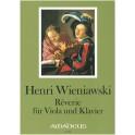 Wieniawski, Henri - Reverie