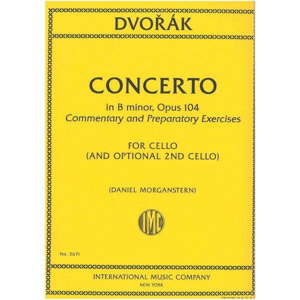 Dvorak, Antonin - Comcerto in B minor