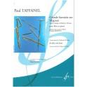 Taffanel, Paul - Grande Fantasie sur Mignon