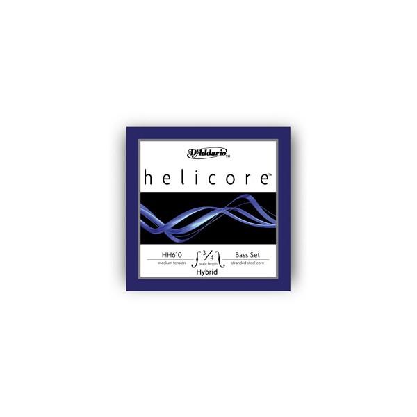 D'Addario Helicore E 3/4 Bass String