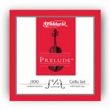 D'Addario Prelude Cello String Sets