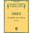 Edvard Grieg: Complete Lyric Pieces For Piano - Grieg, Edvard (Artist)