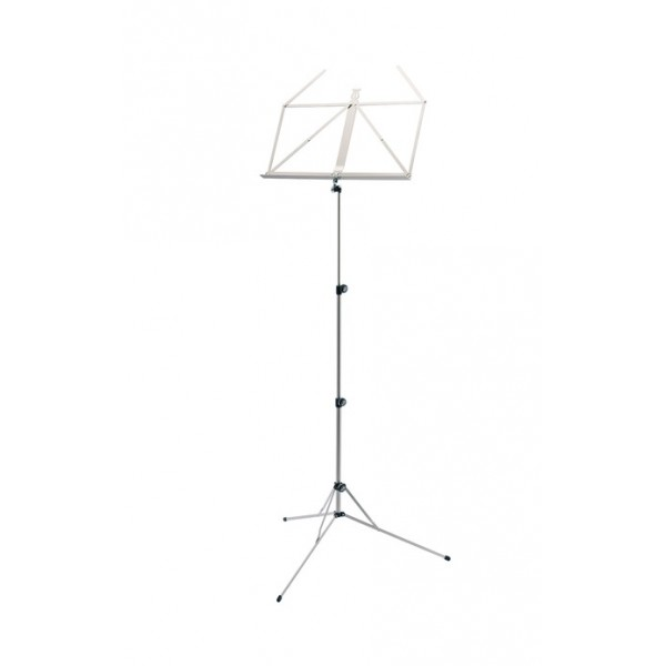 K&M Music Stand - Champagne Satin