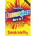 Watts, Sarah - Razzamajazz Repertoire