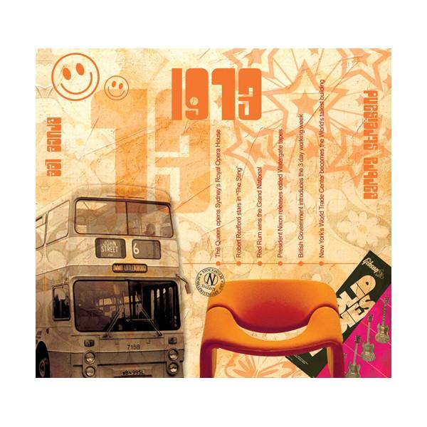 1973 CLASSIC YEARS CD CARD