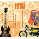 1976 CLASSIC YEARS CD CARD