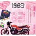 1983 CLASSIC YEARS CD CARD