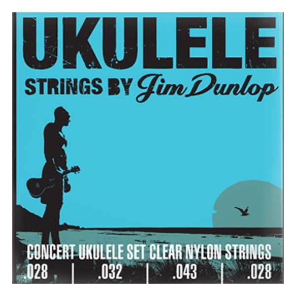 Jim Dunlop Concert Ukulele Strings