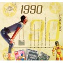 1990 CLASSIC YEARS CD CARD