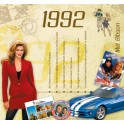 1992 CLASSIC YEARS CD CARD