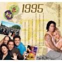 1995 CLASSIC YEARS CD CARD