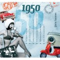 1950 CLASSIC YEARS CD CARD