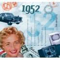 1952 CLASSIC YEARS CD CARD