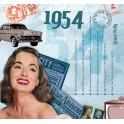 1954 CLASSIC YEARS CD CARD