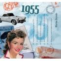 1955 CLASSIC YEARS CD CARD
