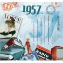 1957 CLASSIC YEARS CD CARD
