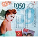 1959 CLASSIC YEARS CD CARD
