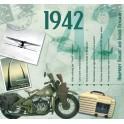 1942 CLASSIC YEARS CD CARD