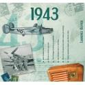 1943 CLASSIC YEARS CD CARD