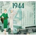 1944 CLASSIC YEARS CD CARD