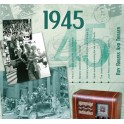 1945 CLASSIC YEARS CD CARD