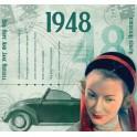 1948 CLASSIC YEARS CD CARD
