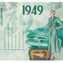 1949 CLASSIC YEARS CD CARD