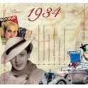 1938 CLASSIC YEARS CD CARD