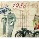 1935 CLASSIC YEARS CD CARD