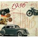 1936 CLASSIC YEARS CD CARD