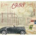 1938 CLASSIC YEARS CD CARD