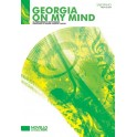 Hoagy Carmichael/Stuart Gorrell: Georgia On My Mind (SAB/Piano) - Carmichael, Hoagy (Composer)