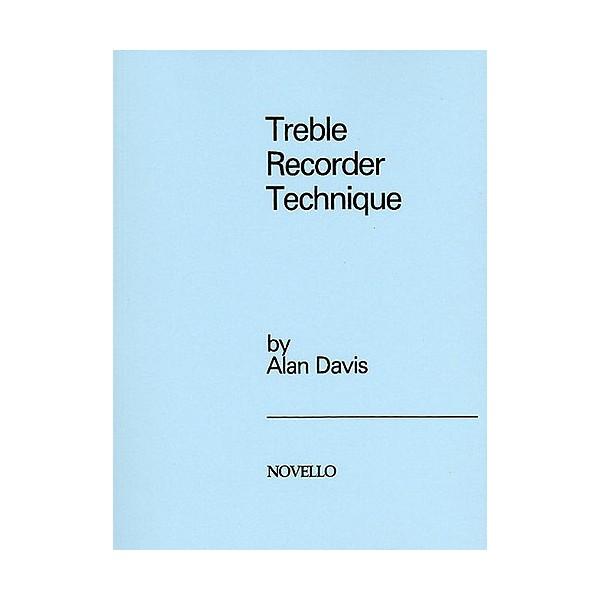Treble Recorder Technique - 0