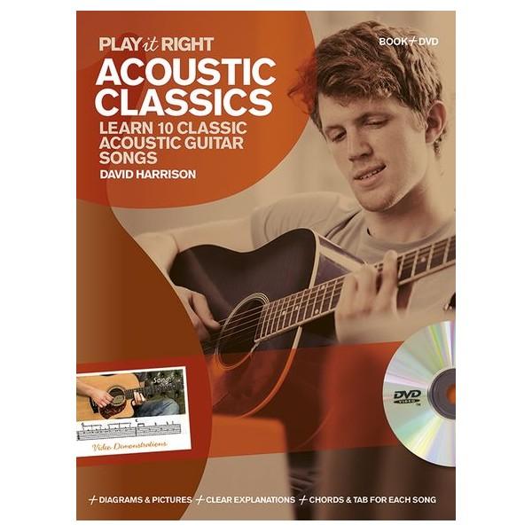 David Harrison: Play It Right - Acoustic Classics - Harrison, David (Author)