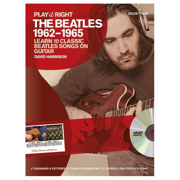 David Harrison: Play It Right - The Beatles 1962-1965 - Beatles, The (Artist)