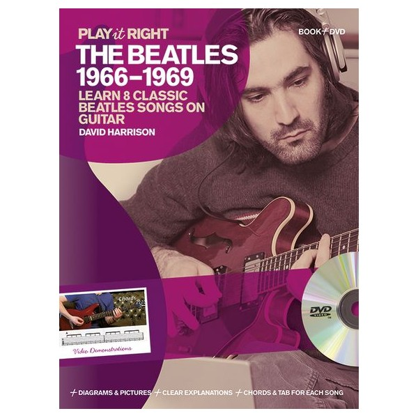 David Harrison: Play It Right - The Beatles 1966-1969 - Beatles, The (Arranger)