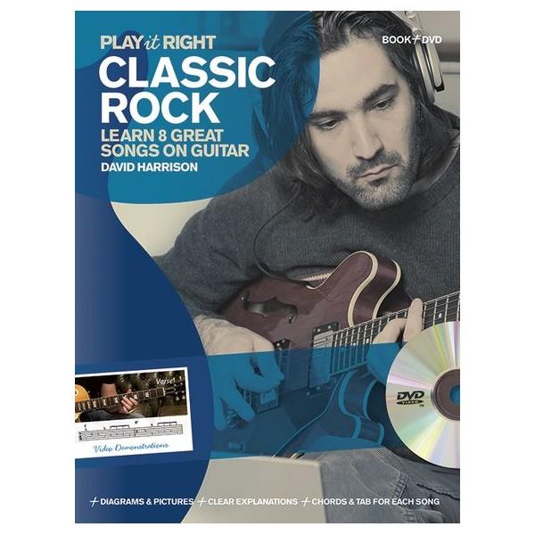 David Harrison: Play It Right - Classic Rock - Harrison, David (Author)